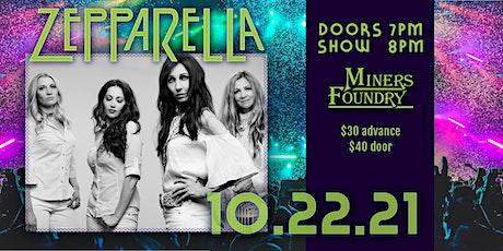 Zepparella tickets