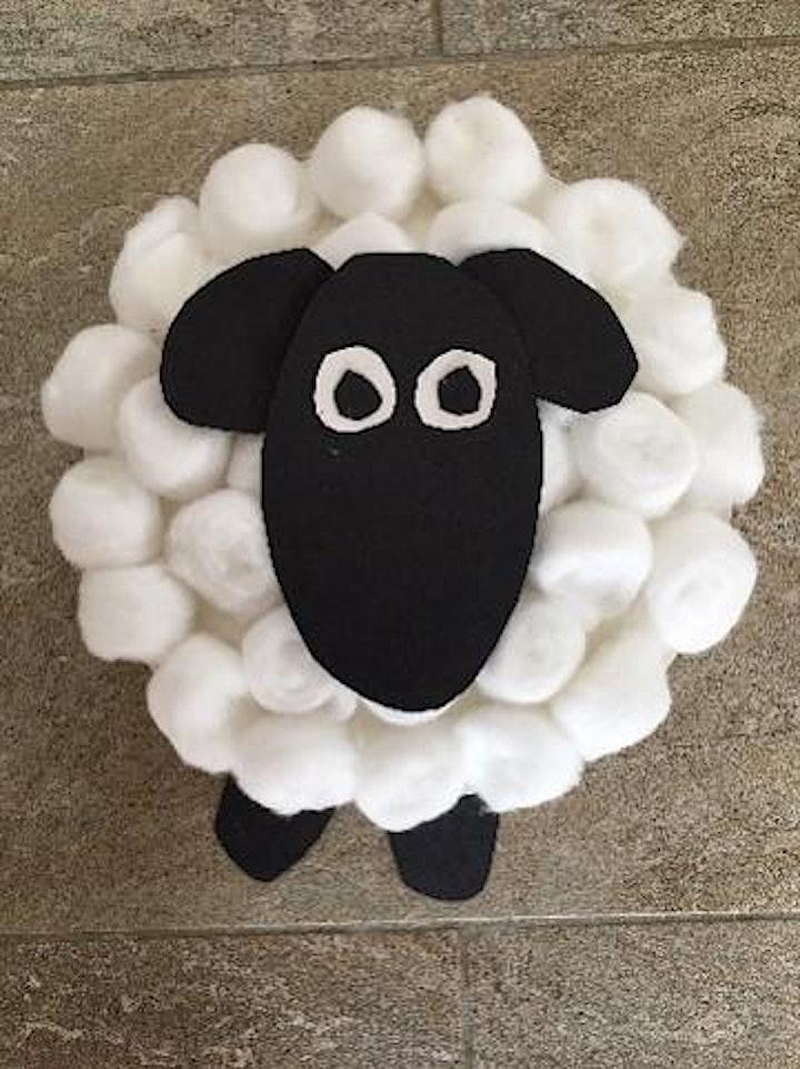 Pecyn Digidol Gwlanog i'r Teulu  Digital Woolly Family Fun Activity Pack image