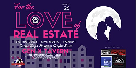 For the LOVE of Real Estate - Premiere Singles Event tickets