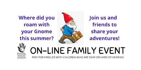 MNH&V Family Event: Gnome Adventures! tickets