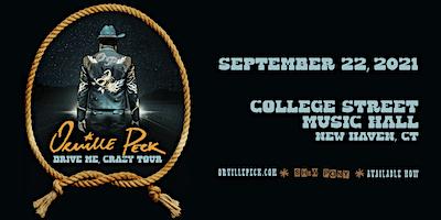 ORVILLE PECK: Drive Me, Crazy Tour