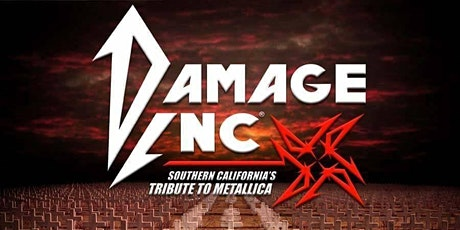 Damage Inc (Tribute to Metallica) tickets
