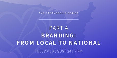 Partnership Series   Branding: From Local to National tickets