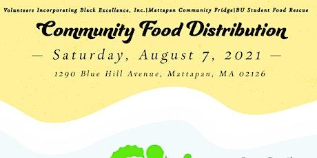 Volunteer VIBEs: Community Food Distribution tickets
