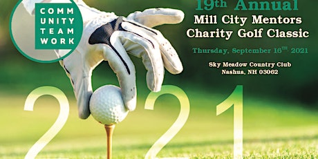19th Annual Mill City Mentors  Charity Golf Classic tickets