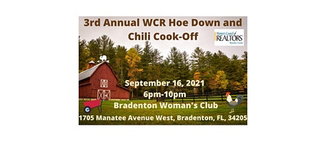 3rd Annual Hoe Down and Chili Cook-off tickets