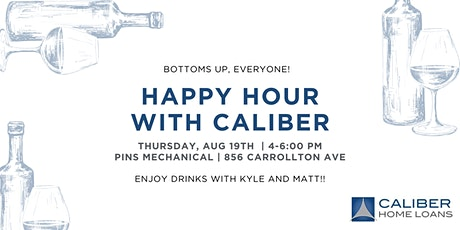 Happy Hour with Caliber tickets
