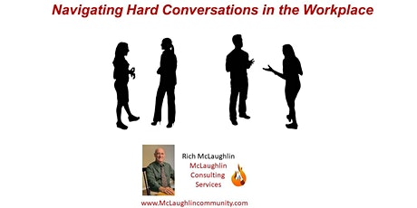 Hard Conversations in the Workplace tickets