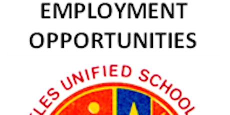 LAUSD Hiring IT Support & Custodians Info Session tickets