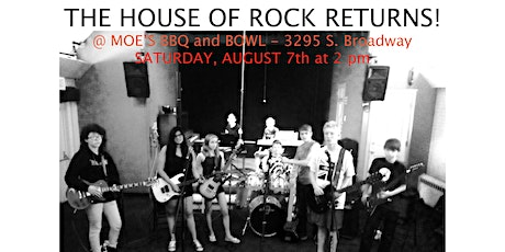 House of Rock w/ The MawL KopS tickets