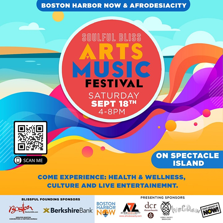 Soulful Bliss: Arts & Music Festival at Spectacle image