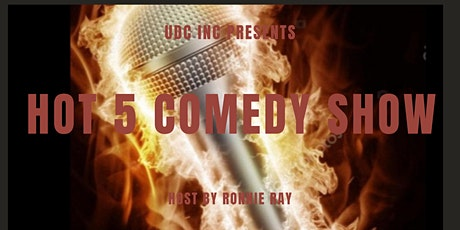 Hot 5 Comedy Show tickets