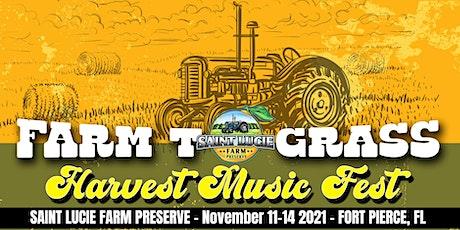 Harvest Music Fest: Farm to Grass Music Series tickets