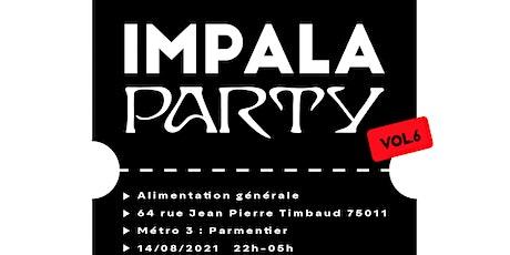 IMPALA PARTY VOL.6 billets