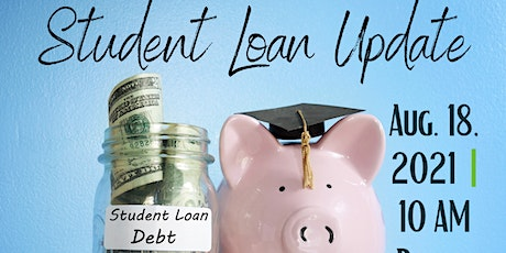 Student Loan Update - Smart With Your Money LIVE tickets