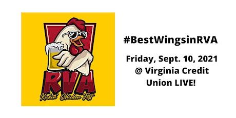 RVA Kickin' Chicken Wing Fest tickets
