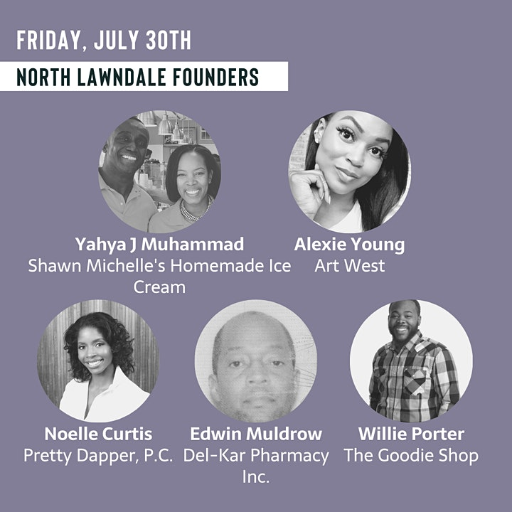 TechRise Weekly Pitch Competition - North Lawndale (7/30) image