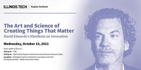 The Art and Science of Creating Things That Matter tickets