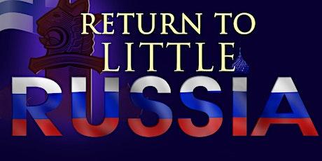 Former US Intelligence analyst/Spy thriller author Russia book talk tickets