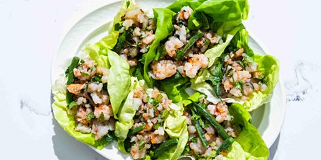 FREE Cooking Class: Thai Shrimp  Lettuce Cups tickets