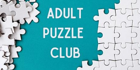 Puzzle Club tickets