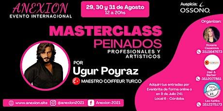 ANEXION 2021  MASTER CLASS PEINADOS PARTE 1 entradas