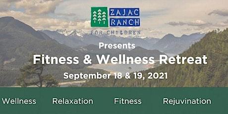 Fitness & Wellness Retreat tickets