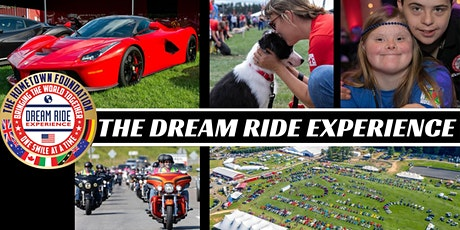 Dream Ride Experience Satellite Ride tickets