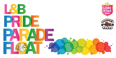 L&B Pride Parade Float 2021 tickets