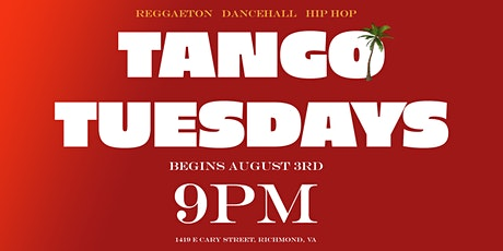 TANGO TUESDAYS AT THERAPY tickets