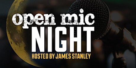 Laugh Camp Comedy Club: Open Mic tickets