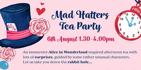 Mad Hatters Tea Party - Family Edition tickets