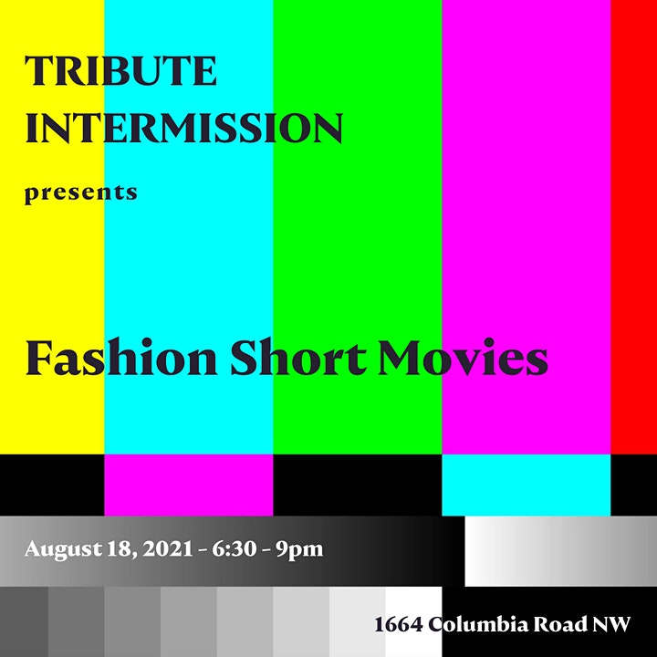 SCREENING: Fashion Short Movies, curated by Tribute image
