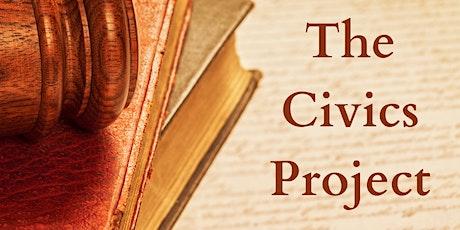 The Civics Project: Public Schooling tickets