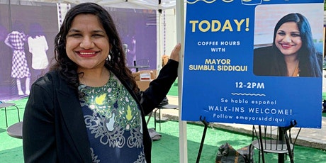 Coffee Hour with Mayor Siddiqui at Starlight Square on September 25th! tickets