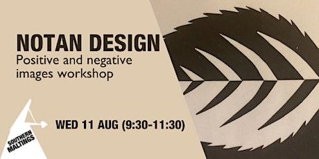 Notan Design Workshop tickets