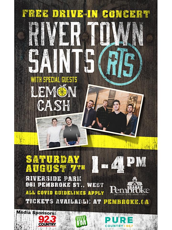 Rivertown Saints Drive-In Concert image