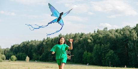 HISTOIRE VIVANTE/LIVING HISTORY:Fabrication de cerf-volant/Kite Making tickets