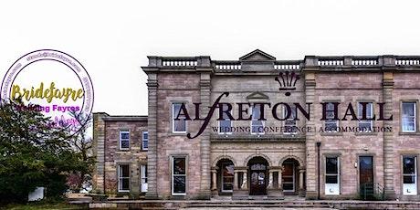 Alfreton Hall New Year wedding Fayre 2022 tickets
