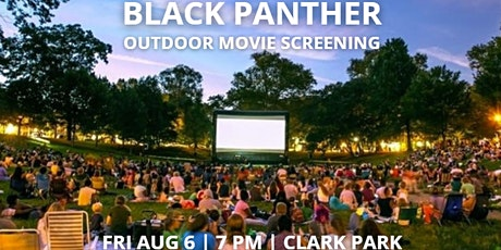 Black Panther Outdoor Movie Screening tickets
