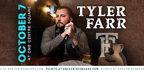 Tyler Farr tickets