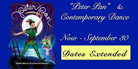 """Peter Pan"" &  Contemporary Dance,  Violet Cast tickets"