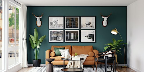 From Cocoon to Castle: How to Make Braver Choices in Your Interiors tickets