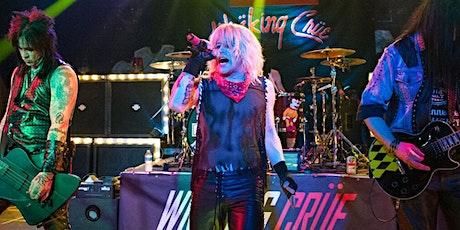 Wreking Crue (The Motley Crue Tribute Show) tickets