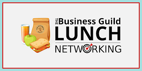 TBG Networking Lunch tickets