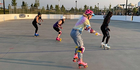 August Tuesday Rollerskating Lesson tickets