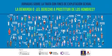 Jornadas sobre la trata con fines de explotación sexual | 22 SEP | MAÑANA tickets