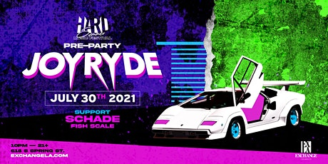 HSMF Pre-Party ft. JOYRYDE tickets