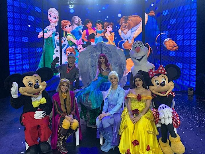 """Imagem do evento Desconto para """"Disney Magic Show"""" no Circo Moscou"""