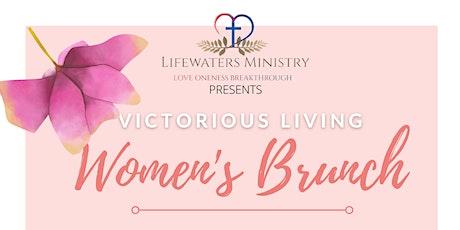 Victorious Living - Women's Brunch tickets